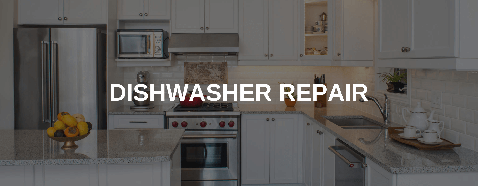 dishwasher repair baytown